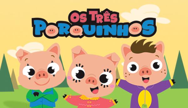 Os Tres Porquinhos Teatro Folha
